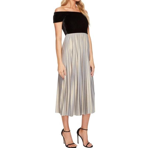 73ab83df1d6 Donna Morgan Dresses & Skirts - Donna Morgan Off Shoulder Midi Dress